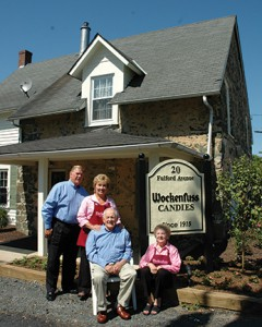 Approaching the Century Mark, Wockenfuss Candies Continues