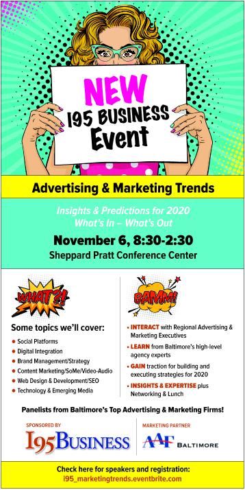 I95 Presents: Advertising & Marketing Trends - Insights